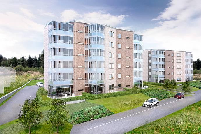Bild: 4 rum bostadsrätt på Arboretumgatan 9, Varbergs kommun
