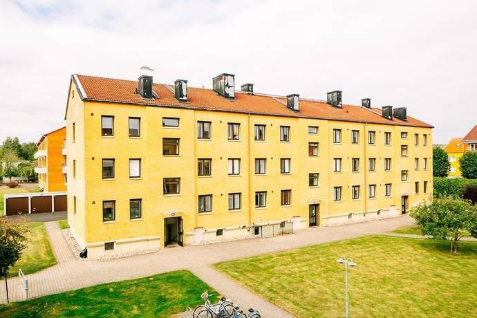 Bild: 1,5 rum bostadsrätt på Järnvägsgatan 20A, Skövde kommun Västermalm