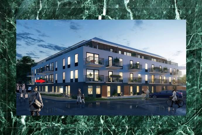 Bild: 2 rum bostadsrätt på Härnevi skolväg 9, 1tr, Upplands-Bro kommun Gamla Bro
