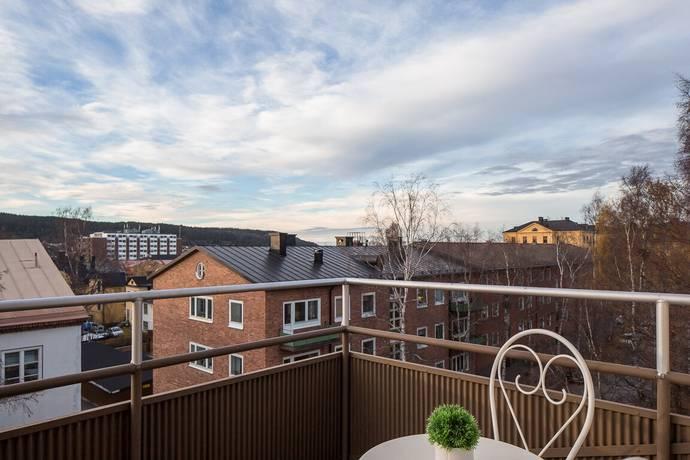 Bild: 2 rum bostadsrätt på Norra gröngatan 5 A, Östersunds kommun Karlslund