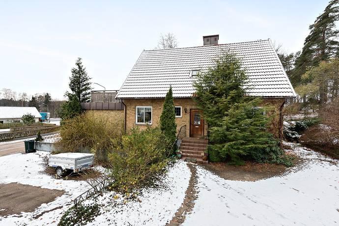 Bild: 6 rum villa på Villagatan 5, Värnamo kommun Forsheda