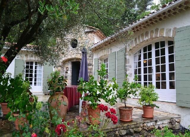 Bild: villa på Bargemon, Frankrike Bargemon