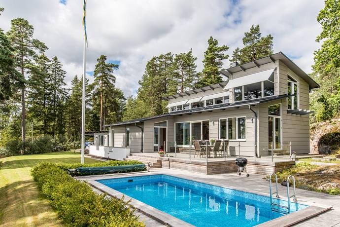 Bild: 3 rum villa på Uddvägen 27, Nyköpings kommun Brannebol