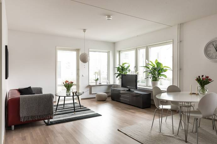 Bild: 2 rum bostadsrätt på Nanna svartz gata 1, Västerås kommun Centralt/Slottsträdgården