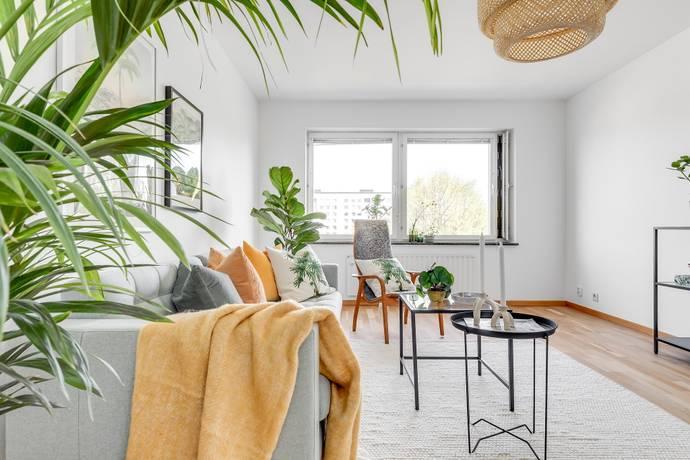 Bild: 2 rum bostadsrätt på Arkitektgatan 37, Malmö kommun Södertorp