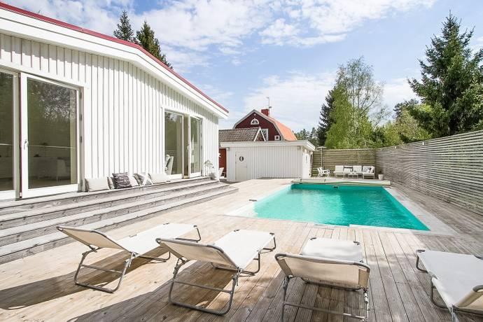Bild: 5 rum villa på Prästgårdsvägen 16, Örebro kommun Mosås