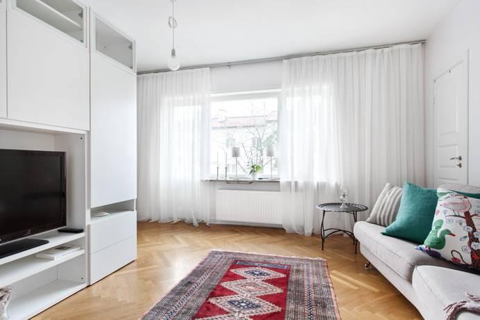 Bild: 1 rum bostadsrätt på Kinnekullevägen 42A, Stockholms kommun Traneberg / Alvik
