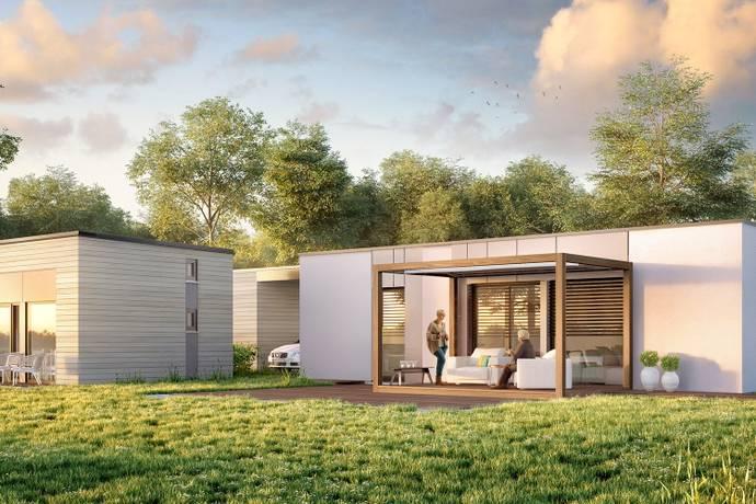 Bild: 3 rum villa på Mästerbovägen 11 - 15, Motala kommun Södra Freberga