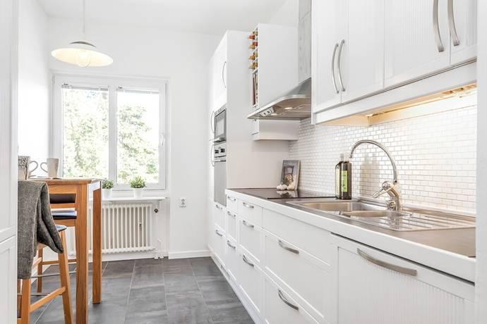 Bild: 2 rum bostadsrätt på Karlsrogatan 86 D, Uppsala kommun Sommarro