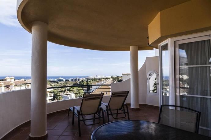 Bild: 3 rum bostadsrätt på Nueva Andalucia / Costa del Sol, Spanien Senorio de Aloha
