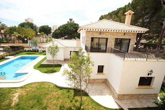 Bild: 4 rum villa på Villa i Dehesa de Campoamor, Alicante, Spanien Dehesa de Campoamor
