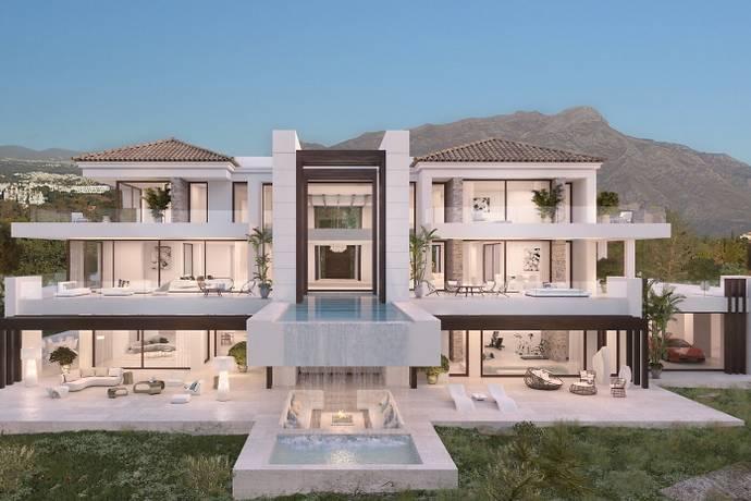 Bild: 6 rum villa på Villa i Marbella, Spanien Marbella