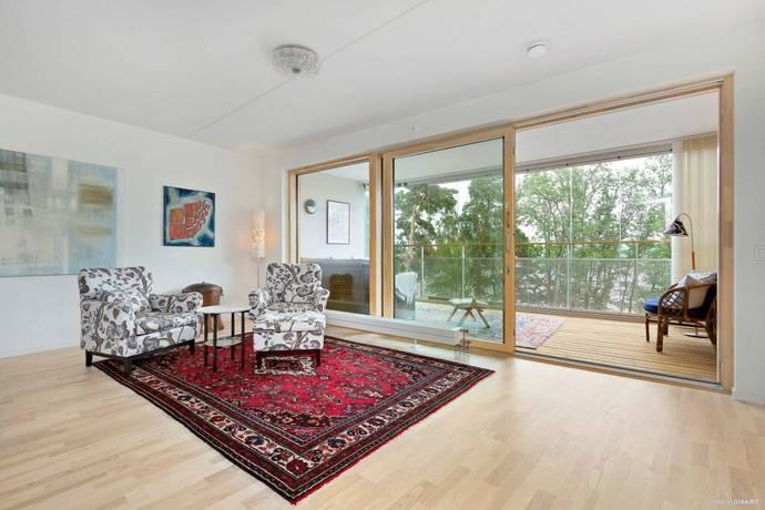 Bild: 3 rum bostadsrätt på Strandskogsvägen 1, Vaxholms kommun Kullö