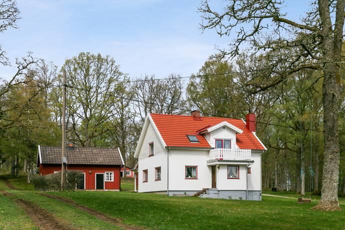 Bild: 5 rum villa på Vänga Hagaskog 1, Borås kommun Vänga