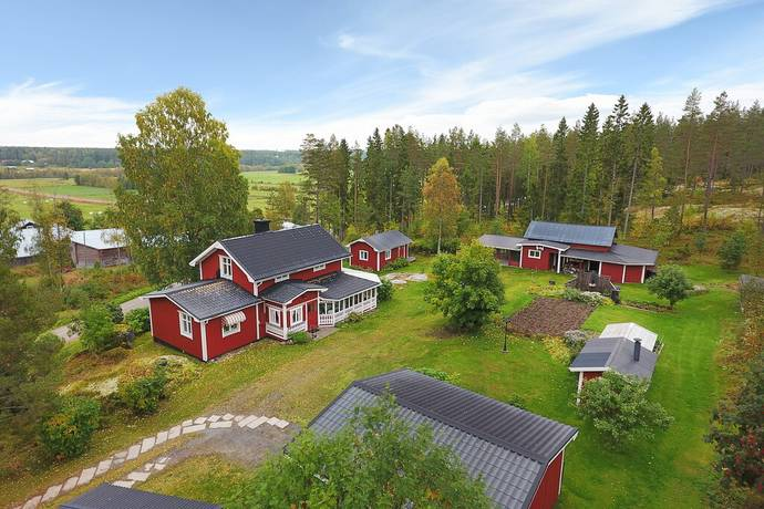 Bild: 112 m² villa på Västra Estersmark 140, Robertsfors kommun Ånäset