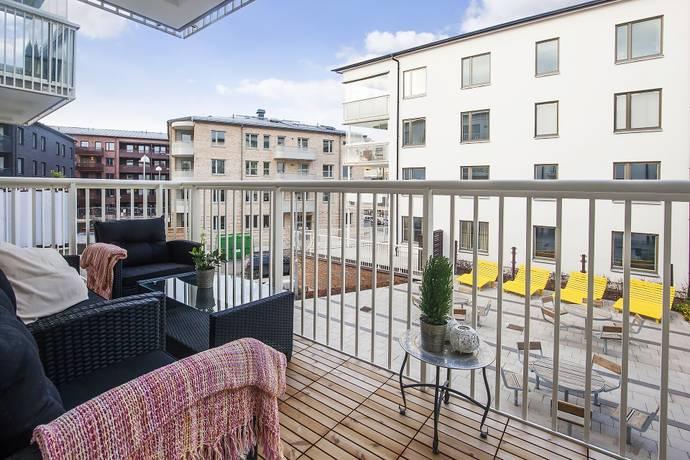 Bild: 2 rum bostadsrätt på Hättkvarnsgatan 5, Järfälla kommun Jakobsberg
