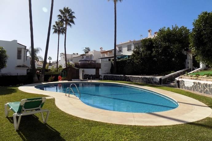 Bild: 4 rum bostadsrätt på Renoverat radhus med 3 sovrum, Spanien Marbella - El Paraiso