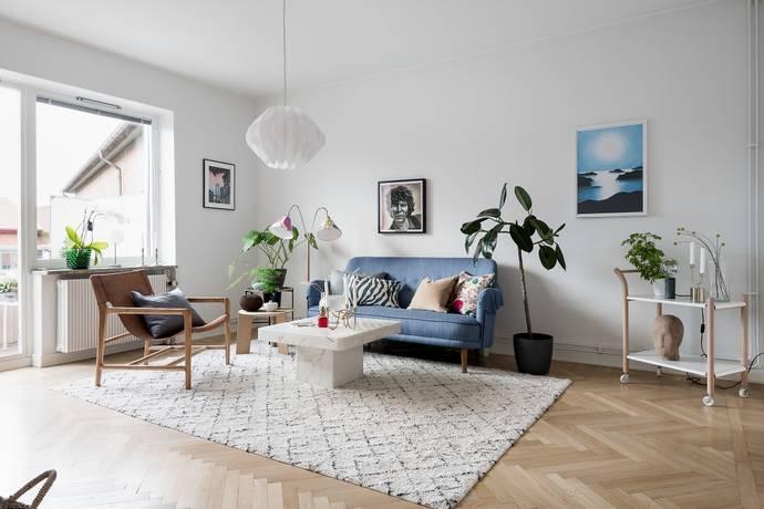 Bild: 2 rum bostadsrätt på Anders Zornsgatan 23C, Göteborgs kommun Örgryte Bö