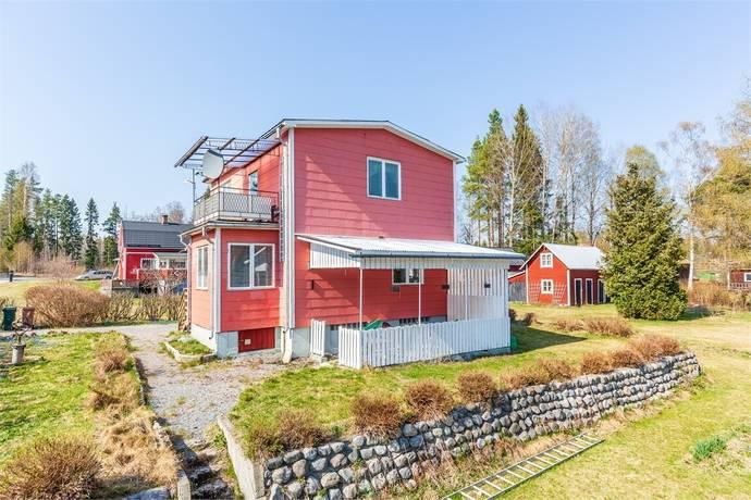 Bild: 3 rum villa på Trädgårdsgatan 22, Gävle kommun Norrsundet