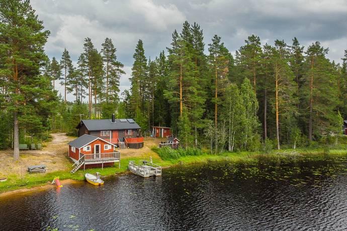 Bild: 3 rum fritidshus på Jäderudden 6, Ockelbo kommun Åmot