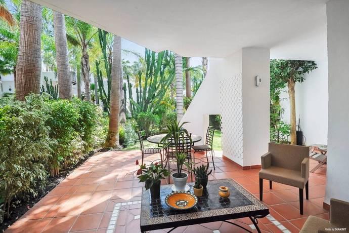 Bild: 3 rum bostadsrätt på Jardines de La Aldaba, Spanien Nueva Andalucia Playa