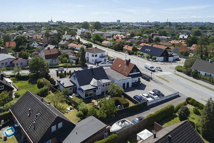 Bild: 5 rum villa på Klågerupsvägen 260/Videdalsvägen 10, Malmö kommun Husie/Virentofta