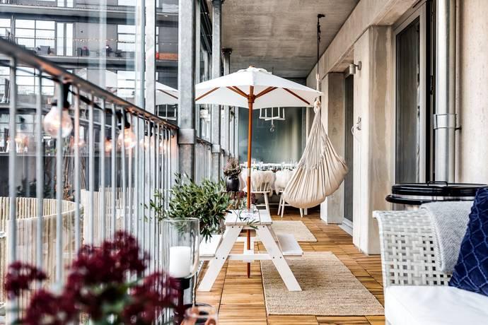 Bild: 4 rum bostadsrätt på Textilgatan 23, 2tr, Stockholms kommun Hammarby Sjöstad