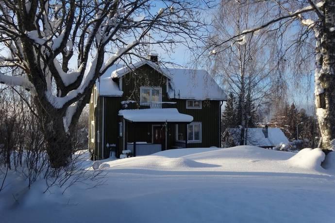 Bild: 4 rum villa på Hamrénsvägen 2, Kramfors kommun