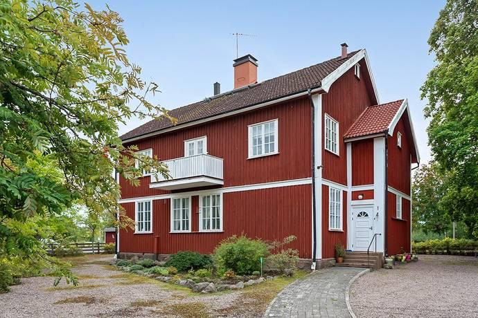 Bild: 8 rum villa på Försjövägen 1, Eksjö kommun Hult