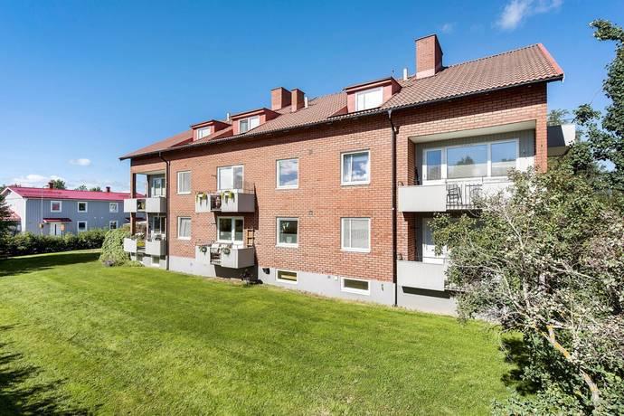 Bild: 1 rum bostadsrätt på Länsmansvägen 13, Umeå kommun Teg