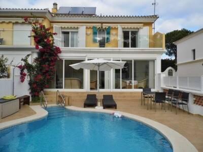 Bild: 3 rum villa på Villa, Marbella - Guadalmina Baja - Costa del Sol, ES, Spanien Guadalmina Baja