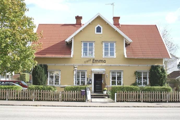 Bild: 5 rum villa på Storgatan 14, Emmaboda kommun Centrala Emmaboda