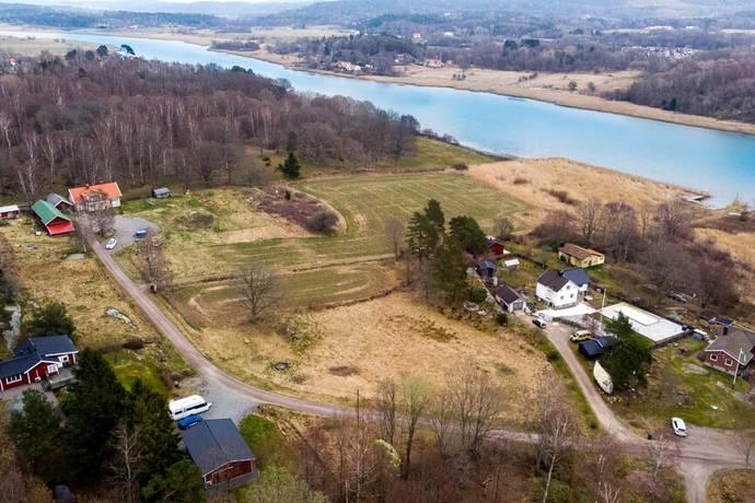 Bild: tomt på Kornhall 340 B, Kungälvs kommun