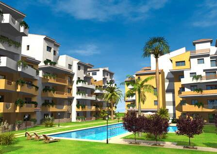 Bild: 3 rum bostadsrätt på LA RECOLETA IIIA SEÑORÍO DE PUNTA PRIM, Spanien Alicante