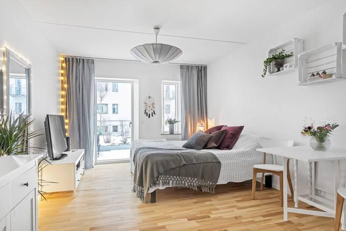 Bild: 1 rum bostadsrätt på Torgny Segerstedts allé 4, Uppsala kommun Rosendal