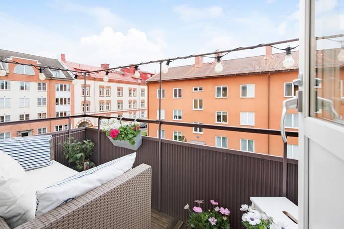 Bild: 3 rum bostadsrätt på Norra Skeppargatan 27 A, Gävle kommun Centralt
