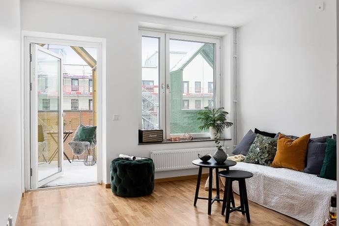 Bild: 1 rum bostadsrätt på Portstråket 20, Partille kommun Partille - Centralt