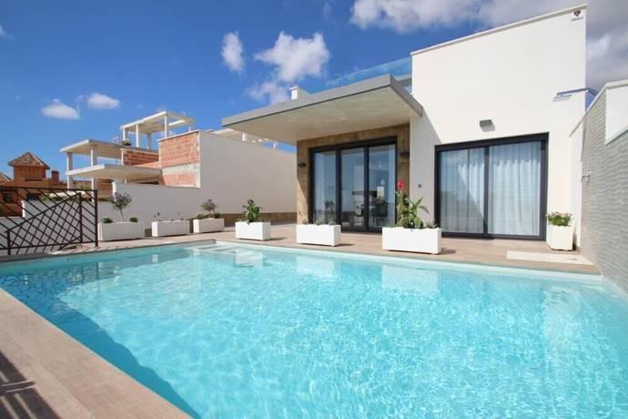 Bild: 3 rum villa på Villa i San Miguel de Salinas, ALICANTE, Spanien San Miguel de Salinas