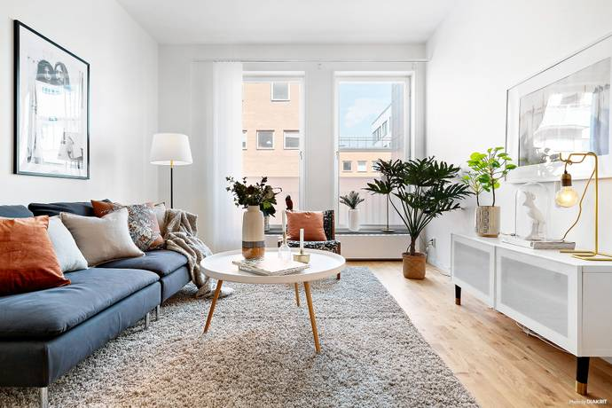 Bild: 3 rum bostadsrätt på Dragarbrunnsgatan 33, Uppsala kommun Centrum