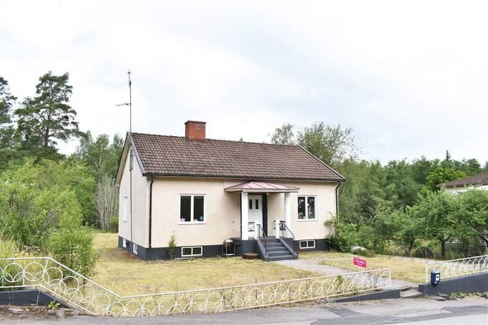 Bild: 4 rum villa på Egnahemsvägen 5, Vetlanda kommun Kvillsfors