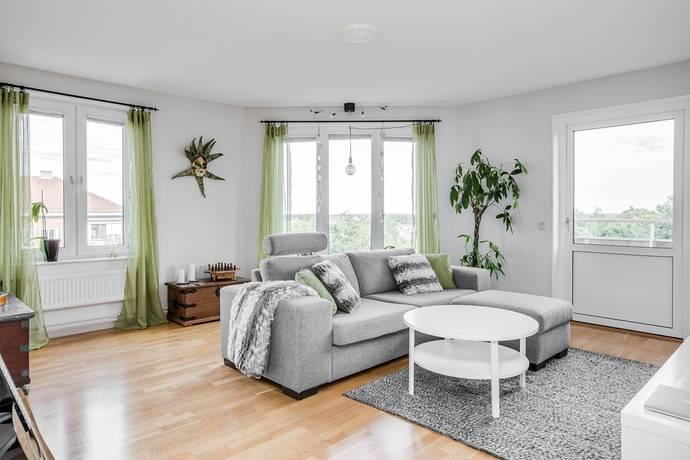 Bild: 2 rum bostadsrätt på Norra trängallén 10, Skövde kommun Trängen