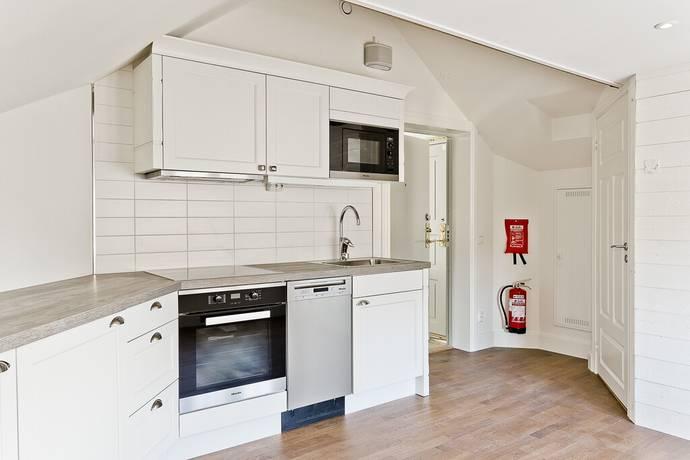 Bild: 1 rum bostadsrätt på Norrlandsgatan 20, Uppsala kommun Luthagen