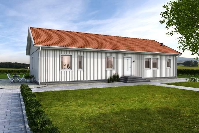 Bild: 4 rum villa på Hofterupsvägen Hus 7, Kävlinge kommun Barsebäcksby
