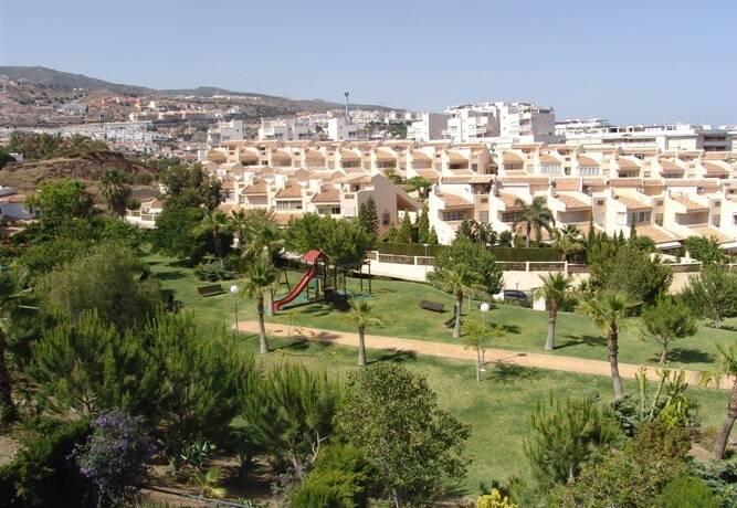 Bild: 4 rum radhus på TH4146-SSC Radhus, Benalmadena, Spanien Benalmadena Costa