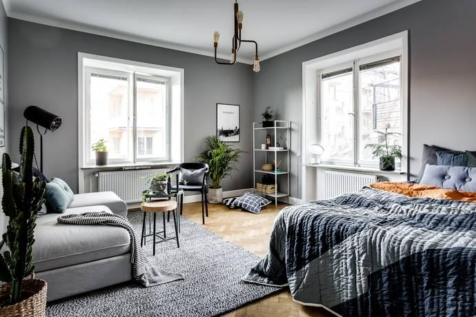 Bild: 1 rum bostadsrätt på Industrigatan 10, Stockholms kommun Kungsholmen Fridhemsplan