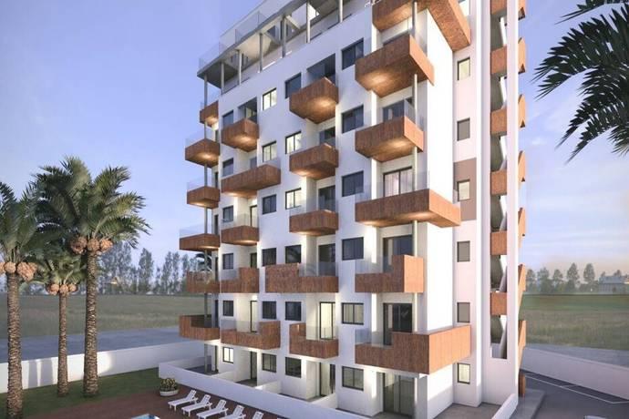 Bild: 70 m² villa på Moderna lägeheter med förenings, Spanien El Raso - Guardamar - Costa Bl