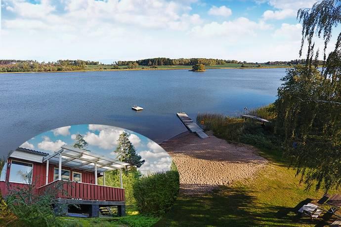 Bild: 3 rum fritidshus på Sandviksvägen 48, Katrineholms kommun Nyköping, Norrköping