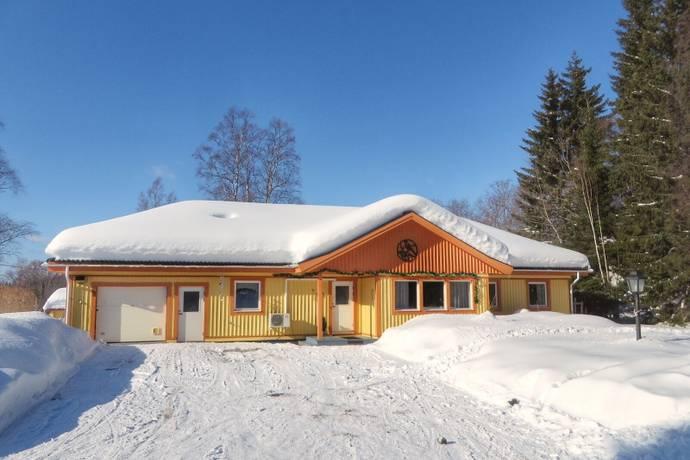 Bild: 5 rum villa på Rigstaborgsvägen 9, Timrå kommun Söråker