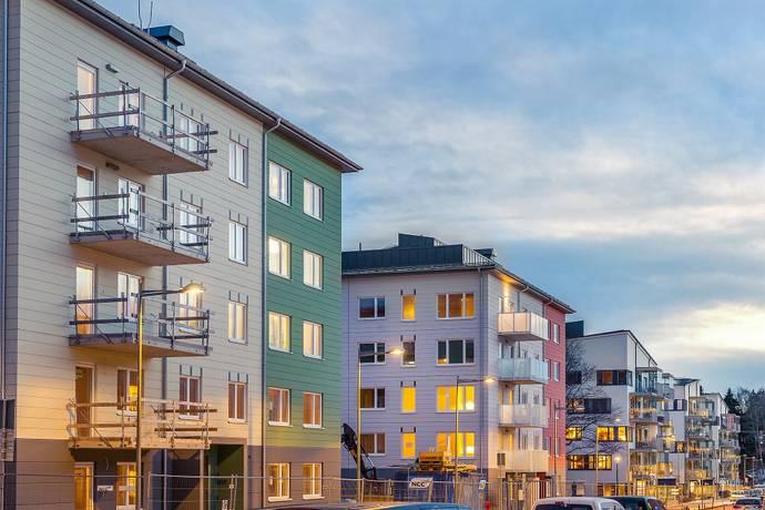 Bild: 2 rum bostadsrätt på Beckomberga Ängsväg 20, Stockholms kommun Beckomberga