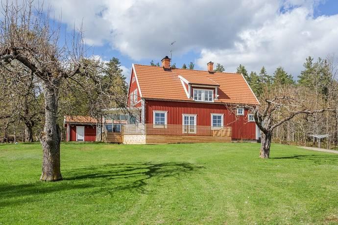 Bild: 7 rum villa på Önhult Skolvillan, Åtvidabergs kommun Landet